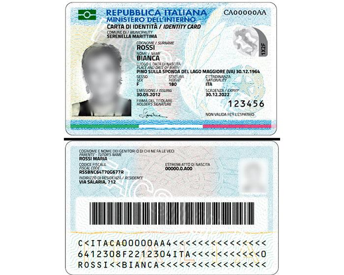 Carta di identità elettronica da aprile anche a Casier | Il Nuovo ...
