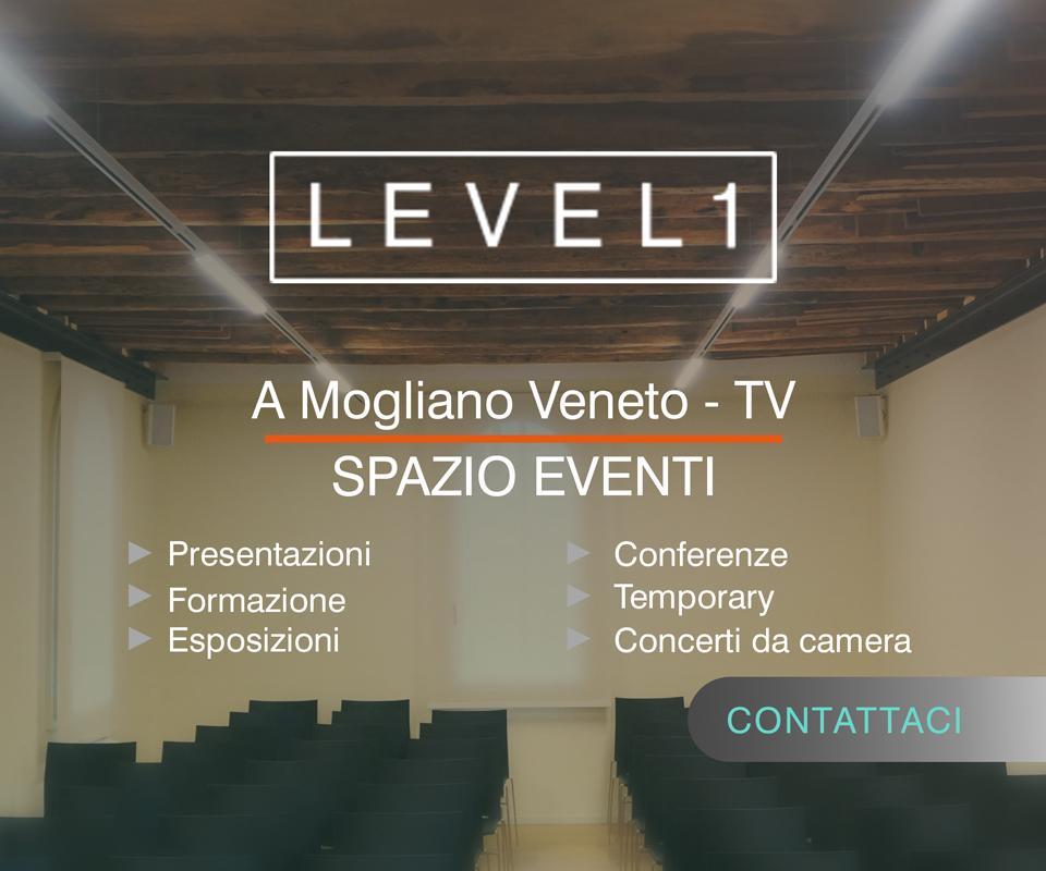 Spazio eventi Level-1