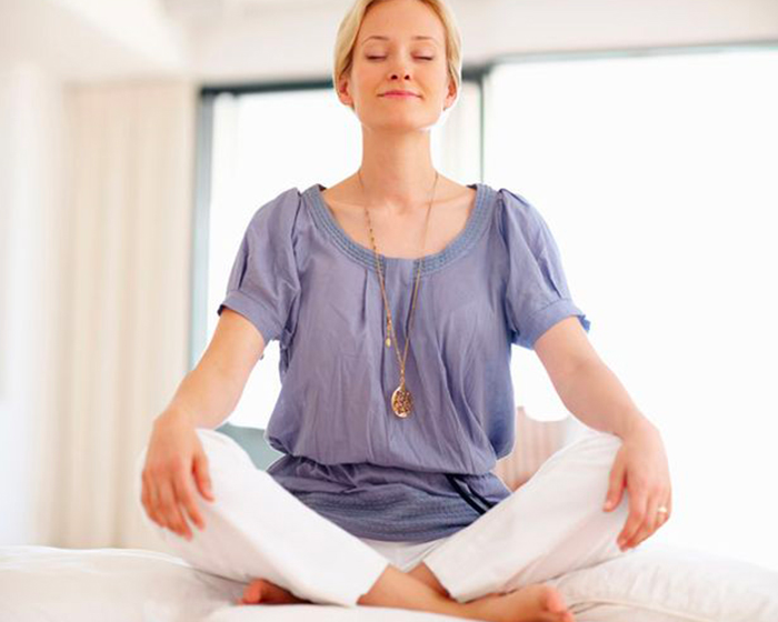 Аудио медитация похудения