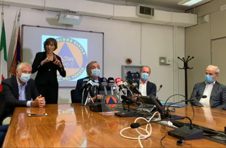 Il vaccino contro il virus si sperimenta in Veneto