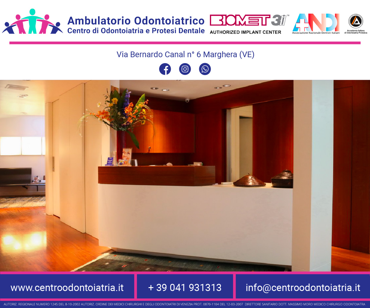 Centro Odontoiatria